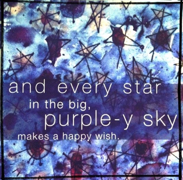 Purple-ysky